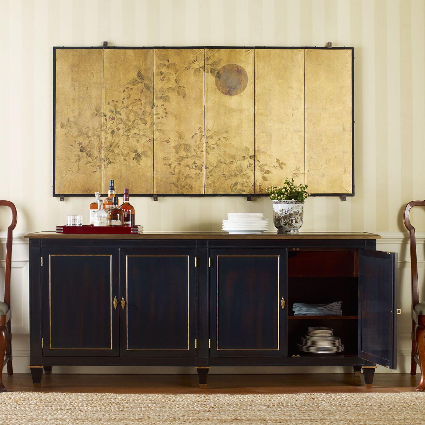 Cabinets - Modern Living Room Furniture & Accessories | Baker Furniture