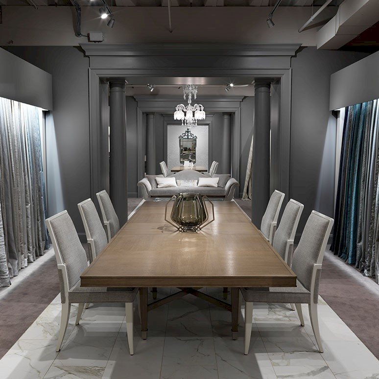 Charmant Baker Launches Textile Showroom In Chicago