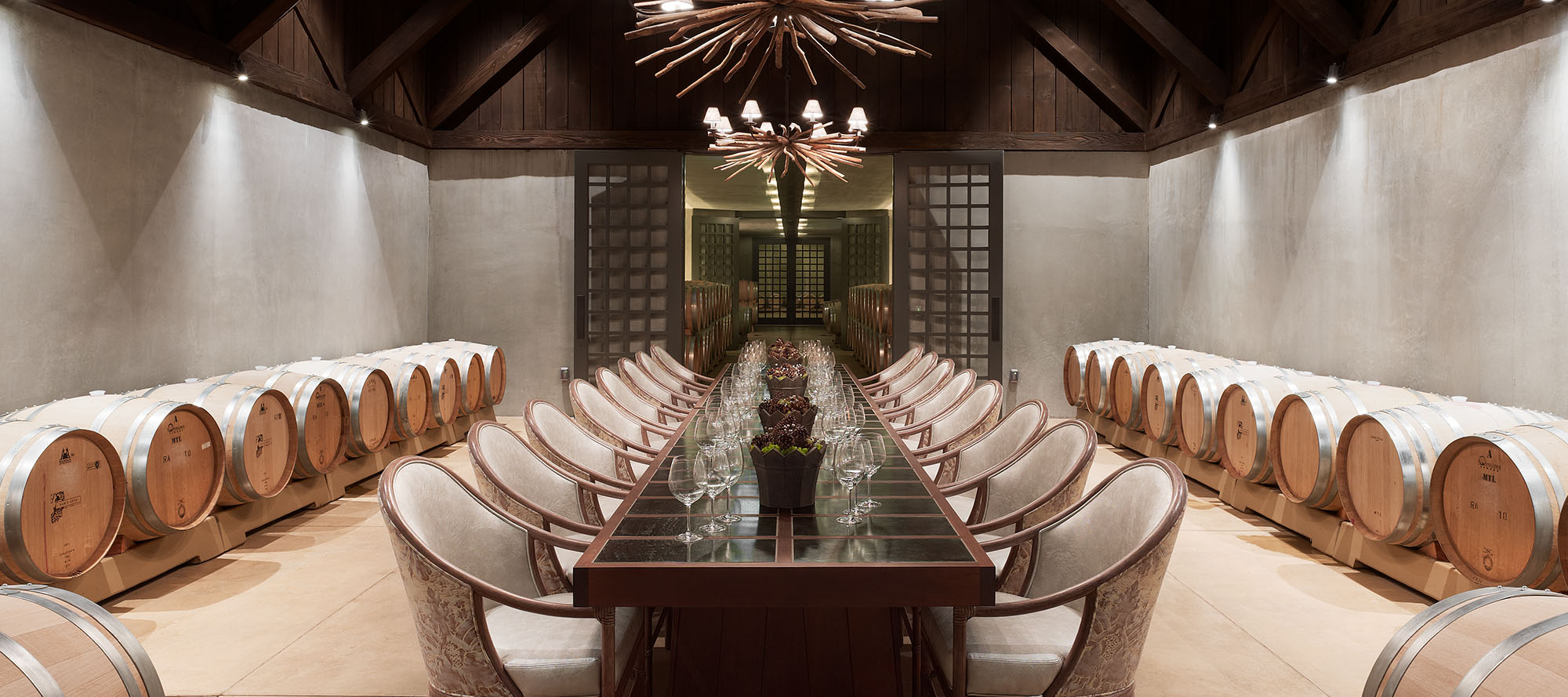 canopy furniture of room fine chicago restaurant dining luxury design hospitality